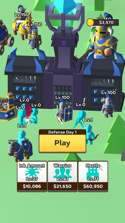 Draw Defence screenshot-0
