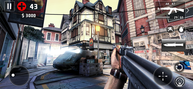 ‎DEAD TRIGGER 2 Zombie Survival Screenshot