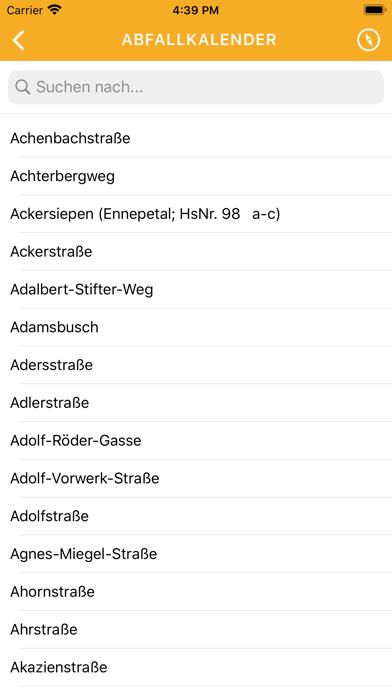 messages.download AWG Abfallkalender software