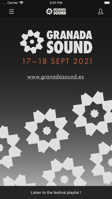 Granada SoundCaptura de pantalla de2
