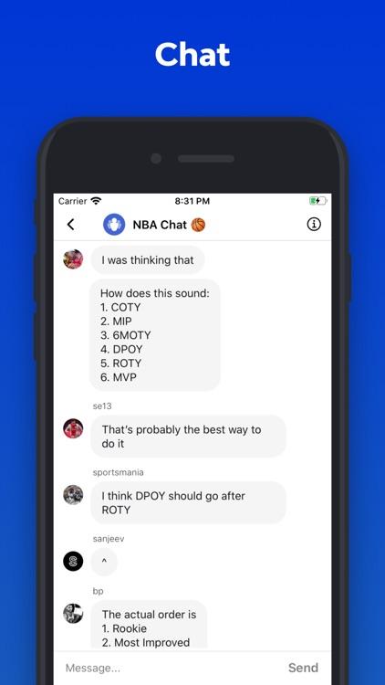 Discuss the Game screenshot-4