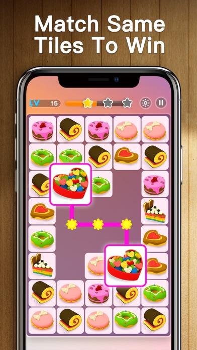 Onet 3D - Classic Link Puzzle screenshot 1