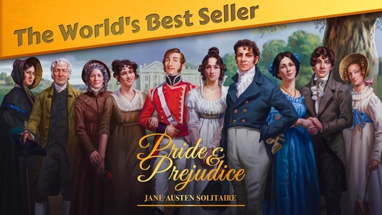 Jane Austen Solitaire