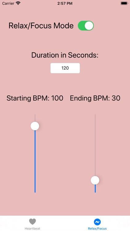 Heartbeat Feeling & Sound Pro screenshot-3