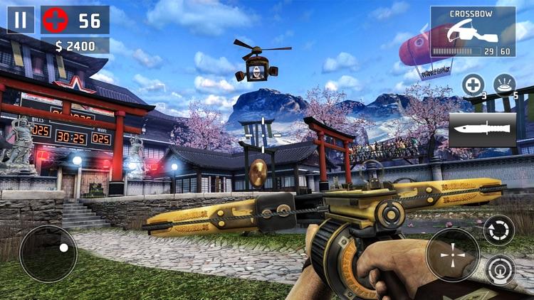 DEAD TRIGGER 2: Zombie Games screenshot-5