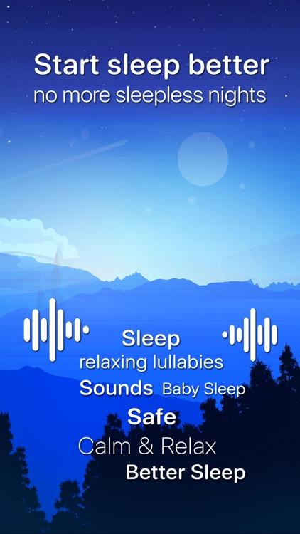 Lullaby Songs for Sleep screenshot-7