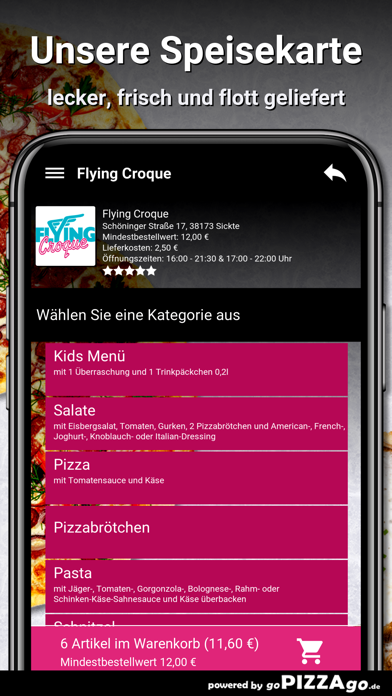 Flying Croque Sickte screenshot 6