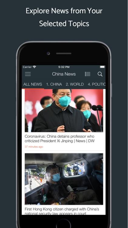 China News in English