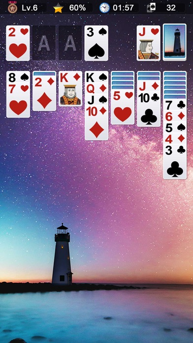 Classic Solitaire. for windows pc