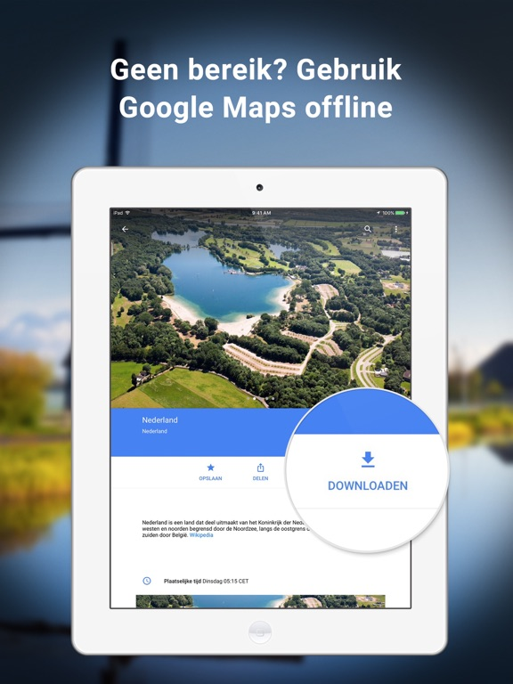 Google Maps - verkeer & routes