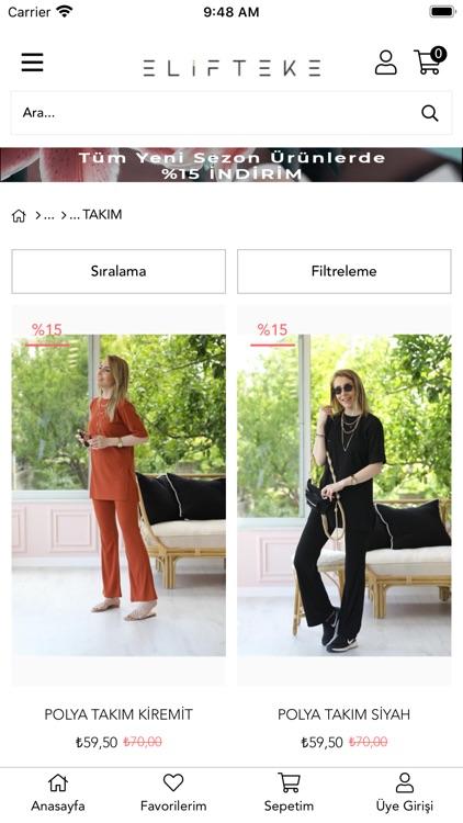 Elif Teke screenshot-3