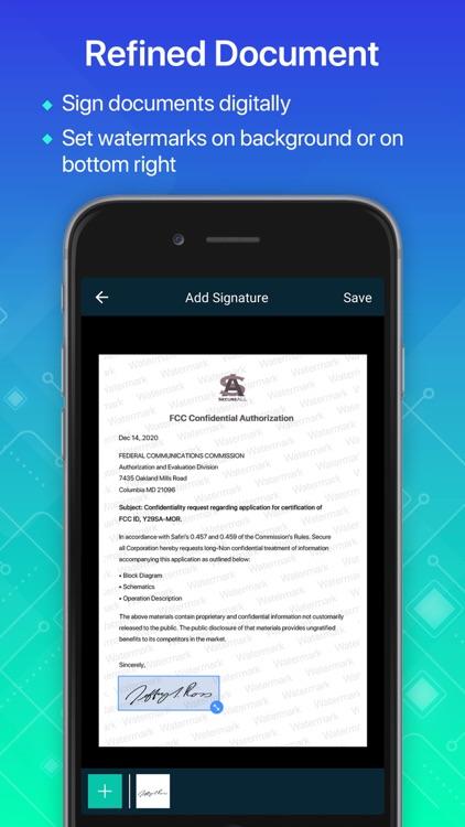 Document Scanner App: Doc Scan screenshot-3