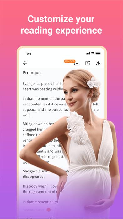 NovelStar-Read your dream Screenshot