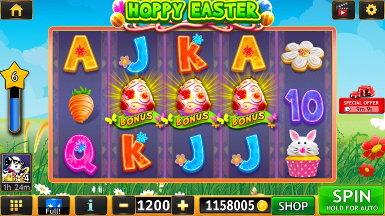 Vegas Slots Galaxy Casino screenshot-7