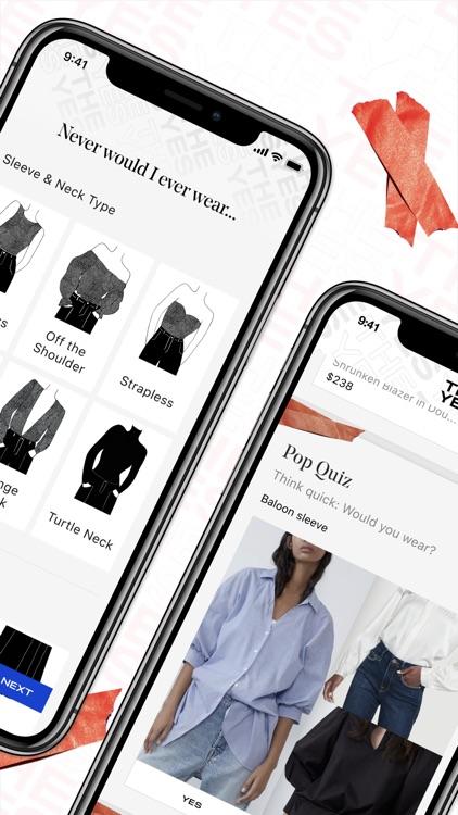 THE YES - Women's Fashion screenshot-8