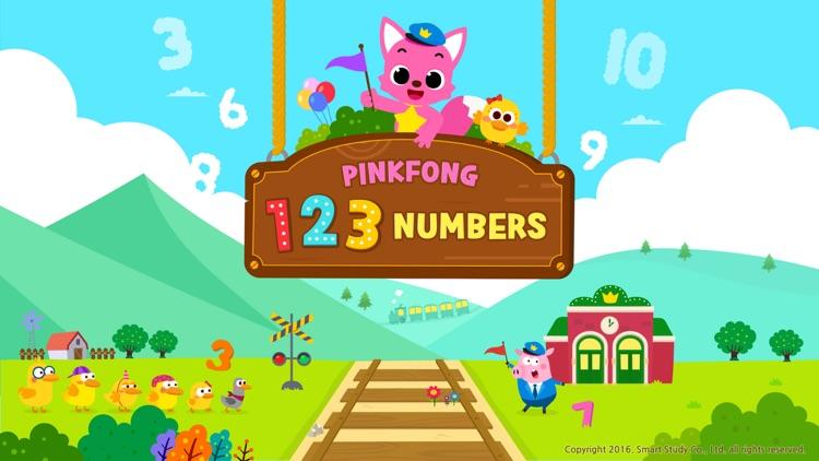 Pinkfong 123 Numbers screenshot-0