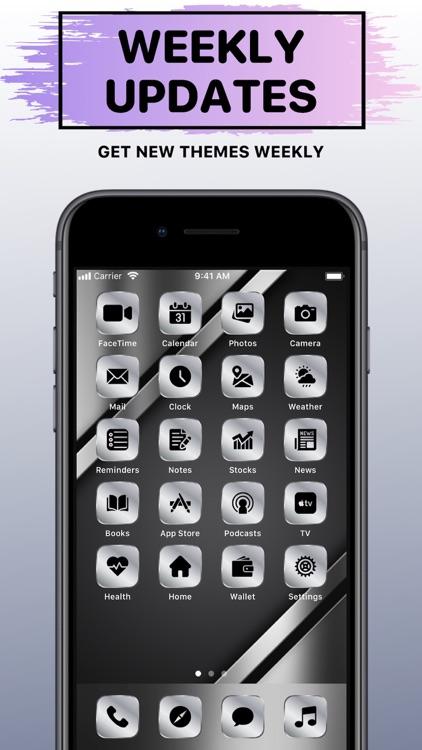 X Icon Changer: Icons & Themes screenshot-8