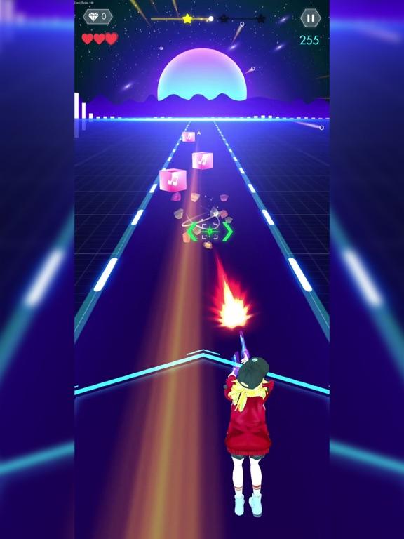 Dancing Bullet EDM screenshot 9