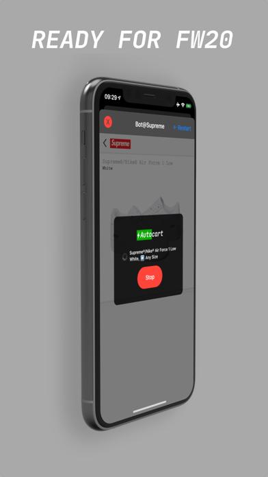 Autocart Screenshot