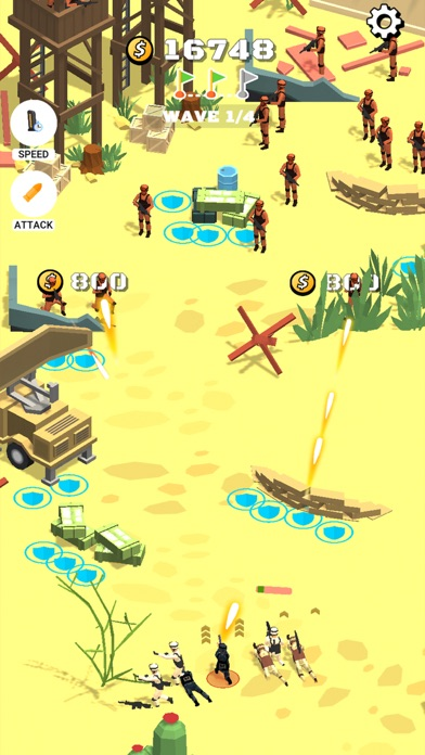 Marines Shooting 3D screenshot 6