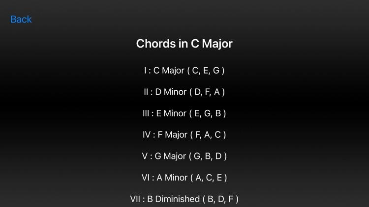 Piano Scale Essentials screenshot-3