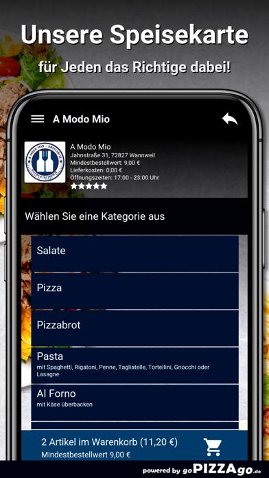 A Modo Mio Wannweil screenshot 4