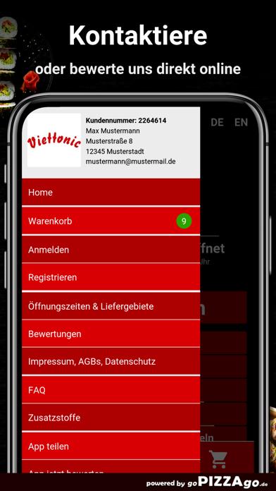 Viettonic Berlin Spandau screenshot 3