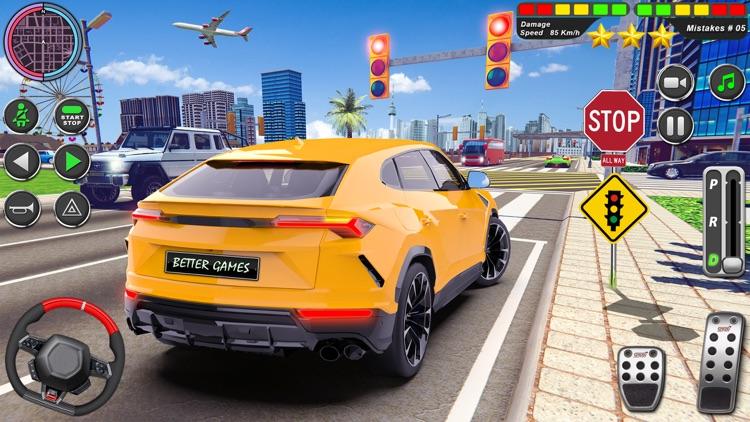 City Car Driving School Sim 3D
