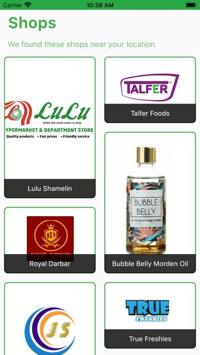 点击获取Minimart Grocery Shopping App