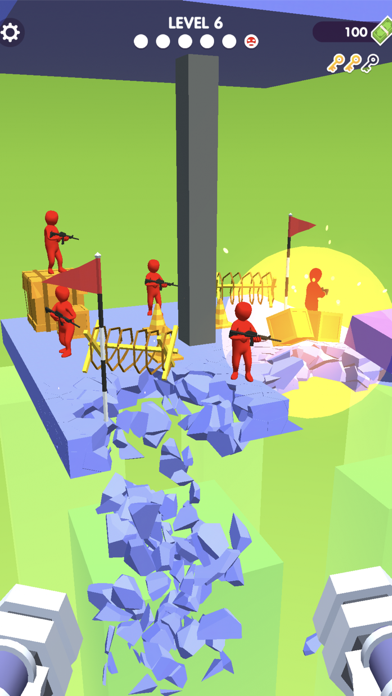 Ground Breaking 3D screenshot 1