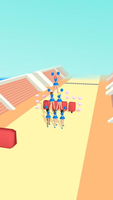 Cheerleader Run 3D screenshot 3