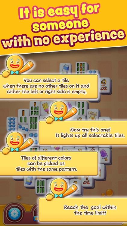 Mahjong POP puzzle screenshot-3