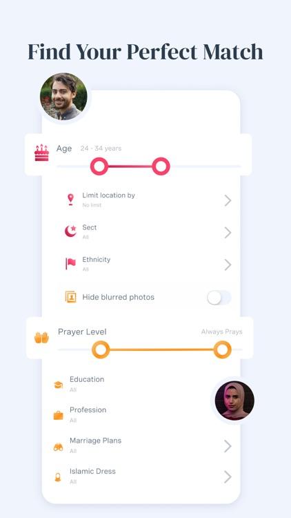 muzmatch: Arab & Muslim dating screenshot-3