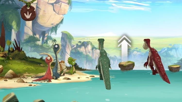 Gigantosaurus, The Waterfall screenshot-0