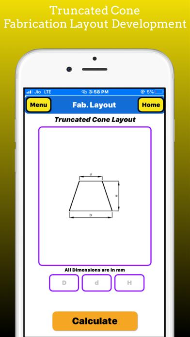 Fabrication Layout screenshot 4
