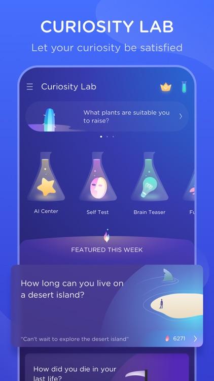 Curiosity Lab-Fun Test screenshot-4