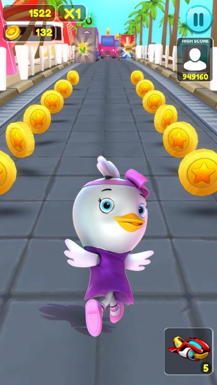 Lily Run 3D screenshot-4