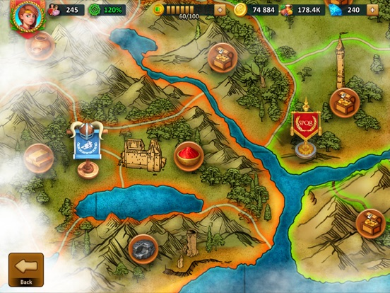 Rise of the Roman Empire screenshot 16