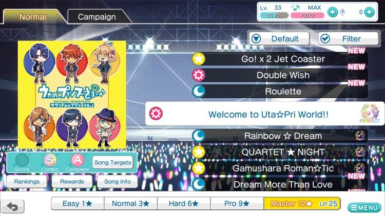 Utano Princesama: Shining Live screenshot-6