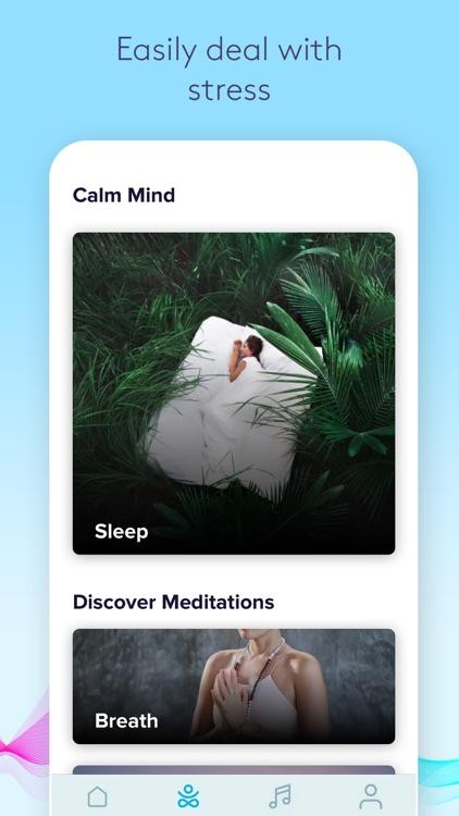 Crea Meditation: Calm Mind