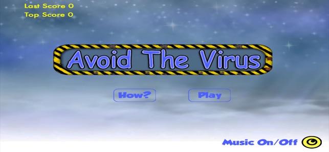 Avoid The Virus Attack