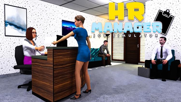 HR Manager Job Simulator