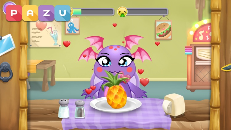 Cooking games for kids Monster