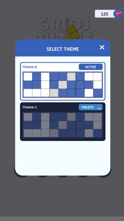 Grids Puzzle!! screenshot-6