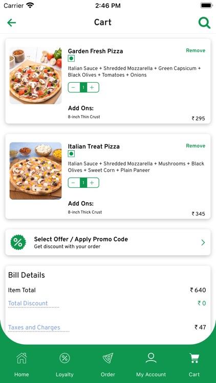 1441 Pizzeria screenshot-3