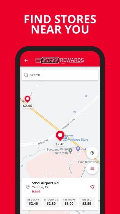 CEFCO Rewards