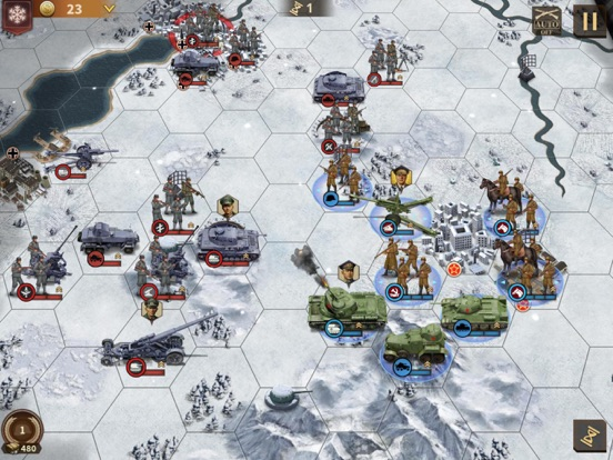 Glory of Generals 3 screenshot 12
