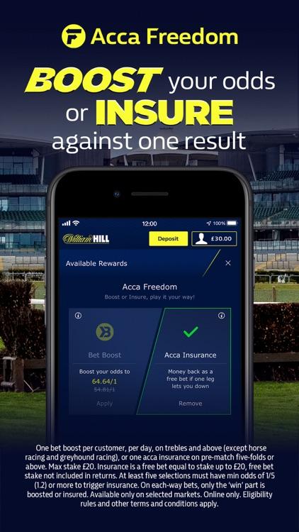 William Hill: Sports Betting screenshot-6