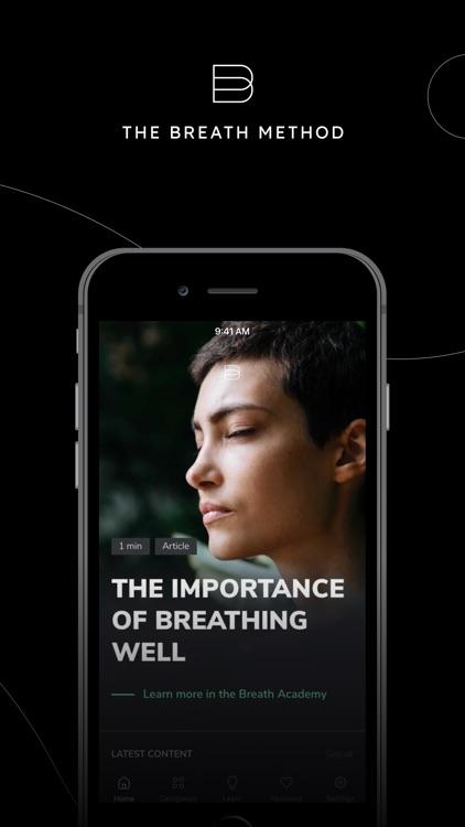 THE BREATH METHOD screenshot-3
