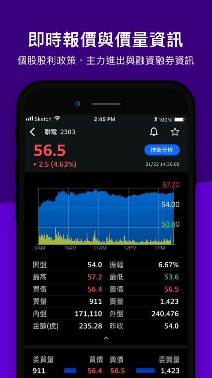 Yahoo奇摩股市-台灣及全球股市 screenshot-4